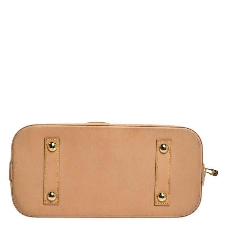 Louis Vuitton Monogram Canvas Alma PM Bag For Sale 1