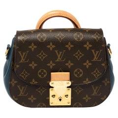 Louis Vuitton Monogram Canvas and Leather Eden PM Bag