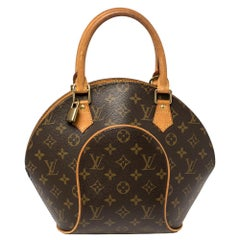 Louis Vuitton Monogram Canvas and Leather Ellipse PM Bag