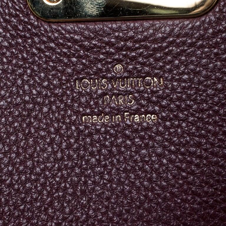 Louis Vuitton Monogram Canvas Aurore Eden MM Bag 6