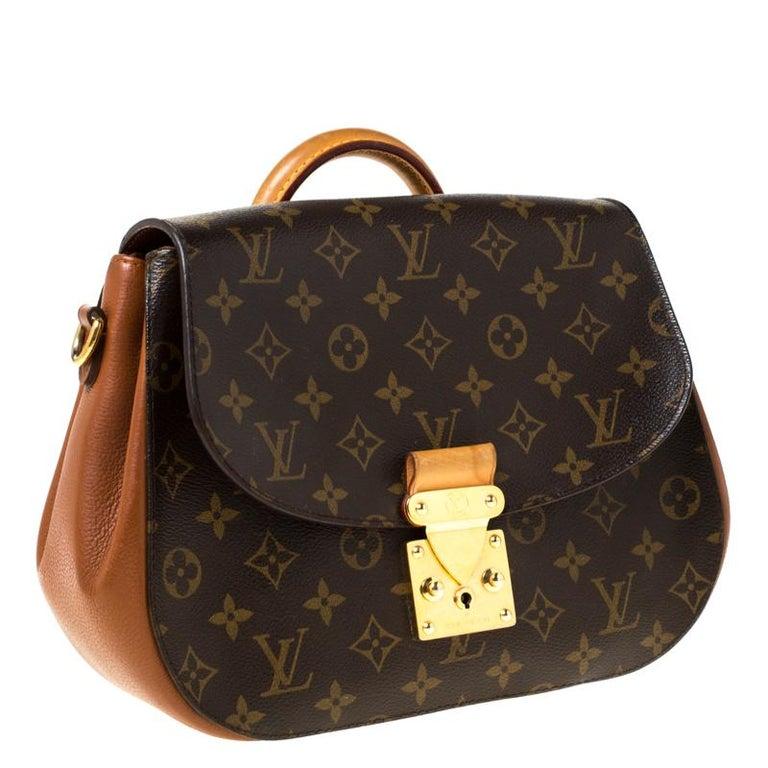 Louis Vuitton Monogram Canvas Aurore Eden MM Bag For Sale 6