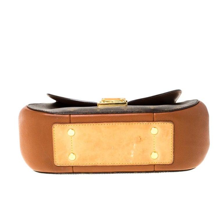 Louis Vuitton Monogram Canvas Aurore Eden MM Bag For Sale 9