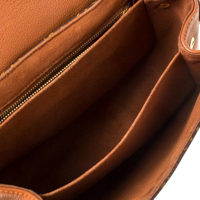 Louis Vuitton Monogram Canvas Aurore Eden MM Bag For Sale 1