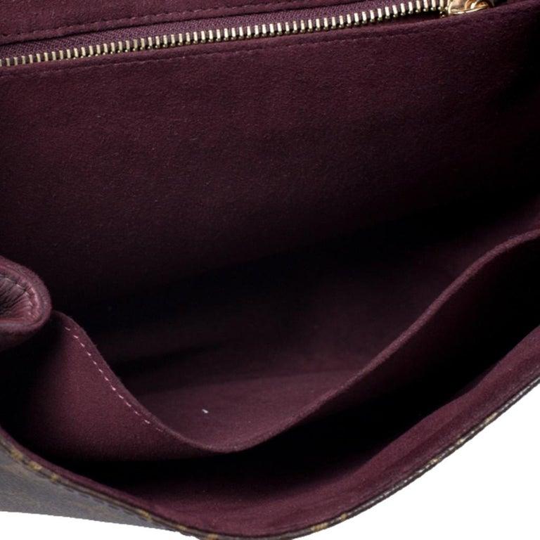 Louis Vuitton Monogram Canvas Aurore Eden MM Bag 3