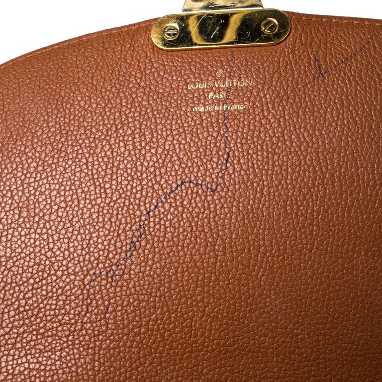 Louis Vuitton Monogram Canvas Aurore Eden MM Bag For Sale 3