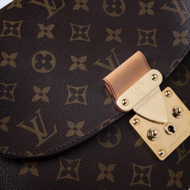 Louis Vuitton Monogram Canvas Aurore Eden MM Bag 4