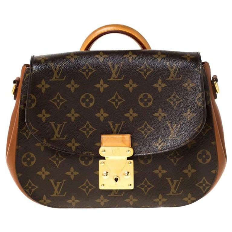 Louis Vuitton Monogram Canvas Aurore Eden MM Bag For Sale