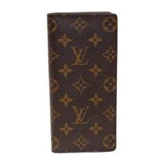 Louis Vuitton Monogram Canvas Brazza Wallet