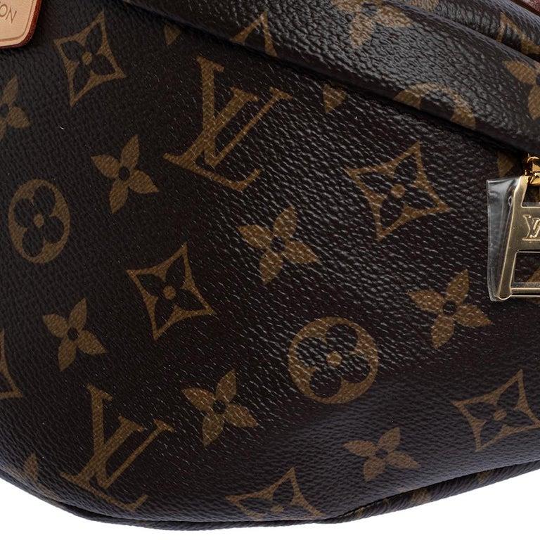Louis Vuitton Monogram Canvas Bumbag MM Belt Bag For Sale 7