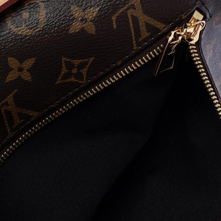 Louis Vuitton Monogram Canvas Bumbag MM Belt Bag For Sale 4