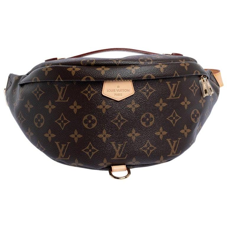 Louis Vuitton Monogram Canvas Bumbag MM Belt Bag For Sale