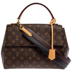 Louis Vuitton Monogram Canvas Cluny MM Bag