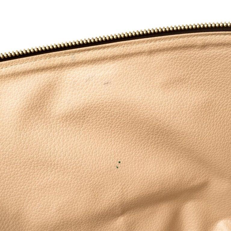 Louis Vuitton Monogram Canvas Cruiser 50 Bag For Sale 5