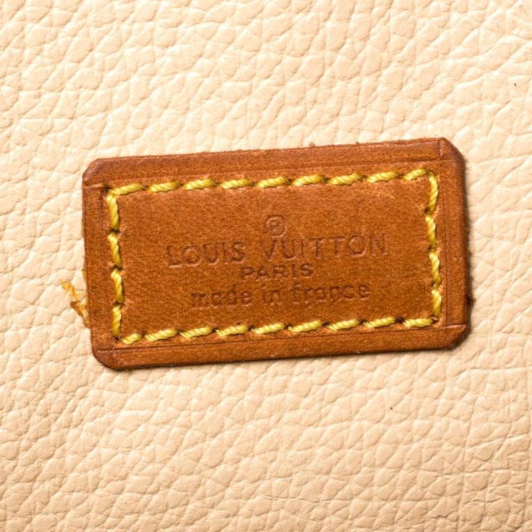 Women's Louis Vuitton Monogram Canvas Cruiser 50 Bag For Sale