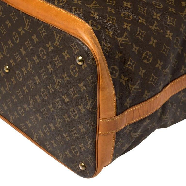 Louis Vuitton Monogram Canvas Cruiser 50 Bag For Sale 2