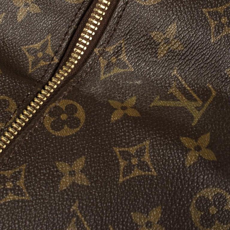 Louis Vuitton Monogram Canvas Cruiser 50 Bag For Sale 4