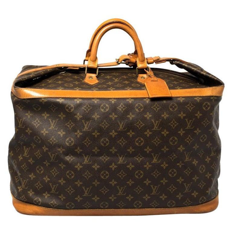 Louis Vuitton Monogram Canvas Cruiser 50 Bag For Sale