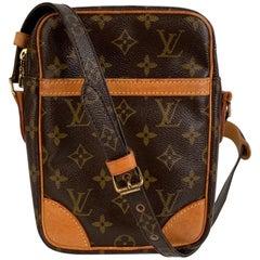 Louis Vuitton Monogram Canvas Danube Crossbody Bag
