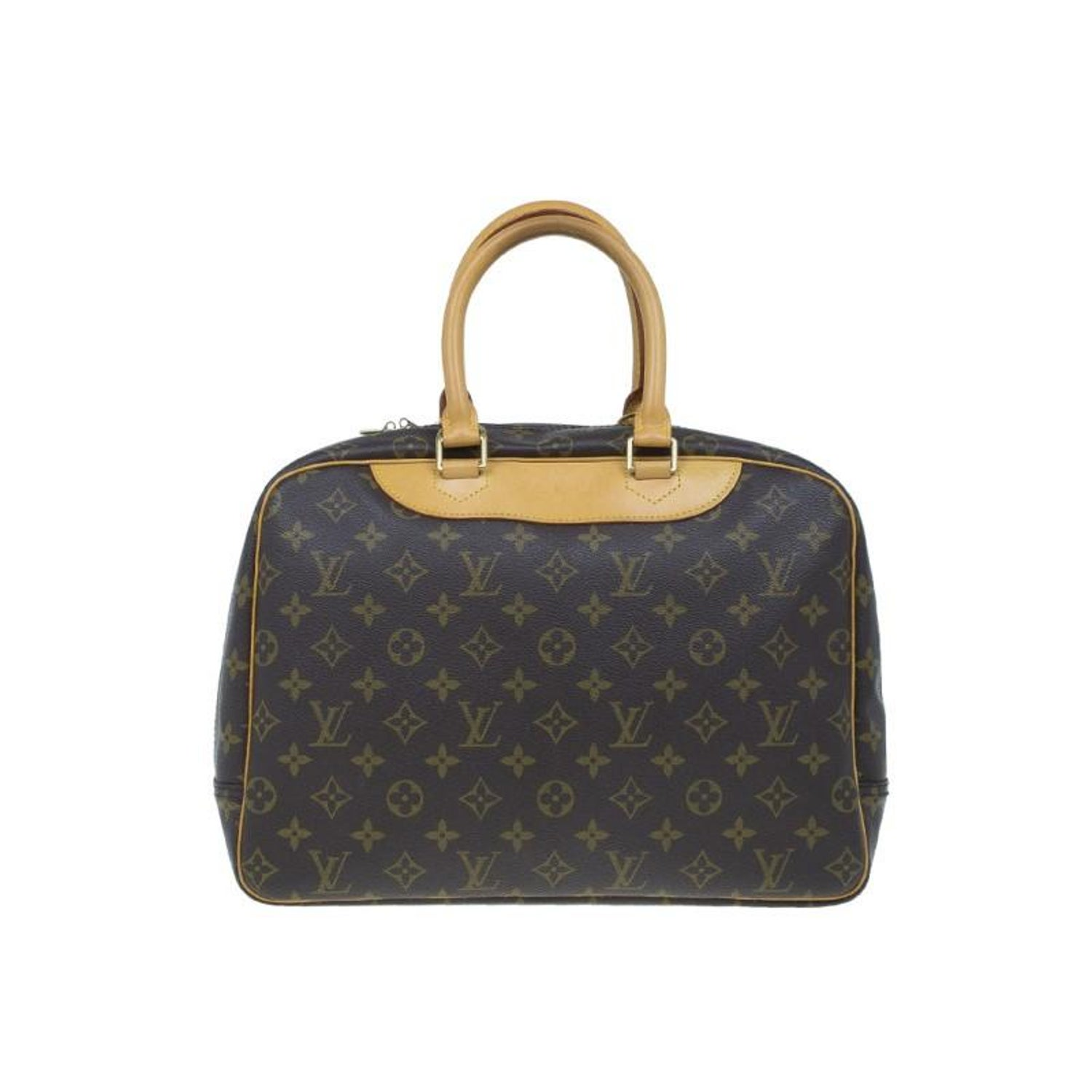 cedea90cd58a Louis Vuitton Monogram Canvas Deauville Bag For Sale at 1stdibs