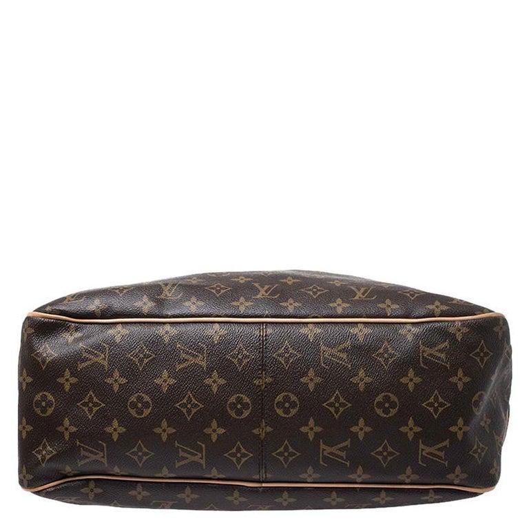 Louis Vuitton Monogram Canvas Delightful MM Bag 1