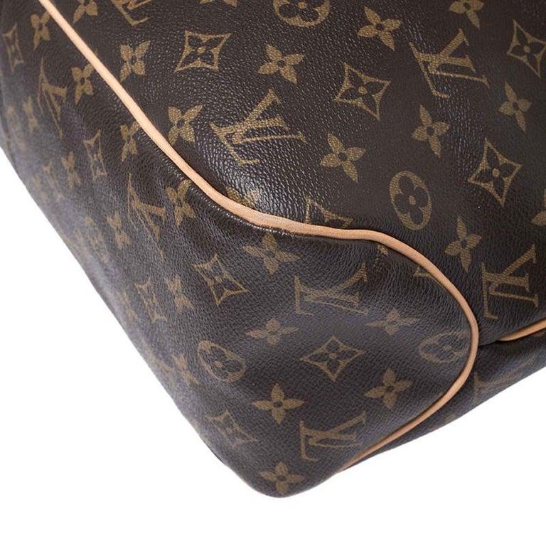 Louis Vuitton Monogram Canvas Delightful MM Bag 4