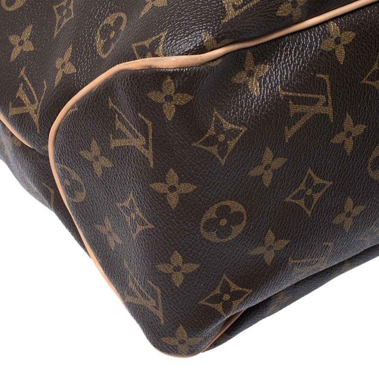 Louis Vuitton Monogram Canvas Delightful MM Bag 5