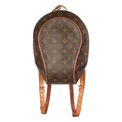 LOUIS VUITTON Monogram Canvas ELLIPSE BACKPACK Shoulder Bag