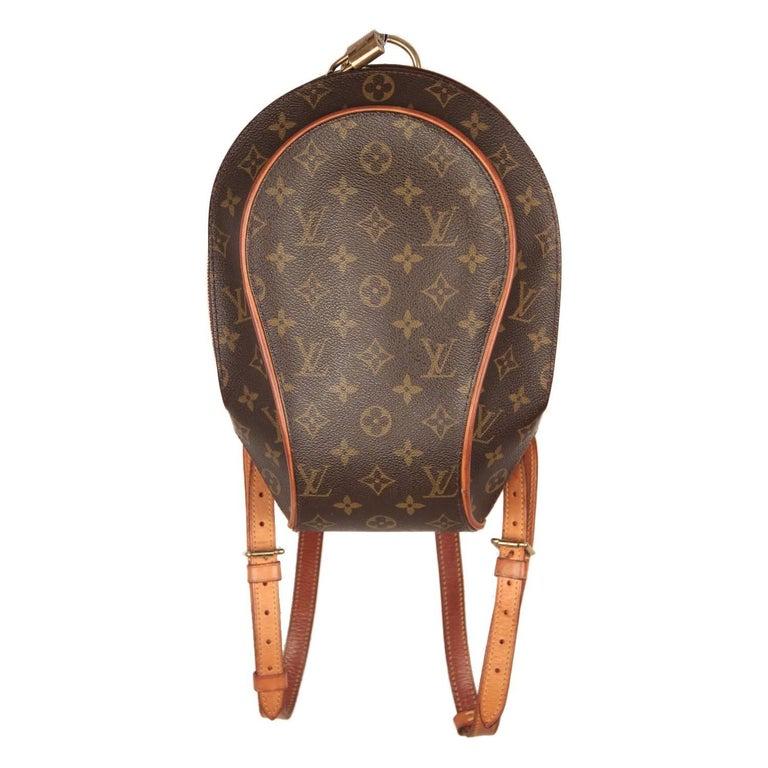 LOUIS VUITTON Monogram Canvas ELLIPSE BACKPACK Shoulder Bag