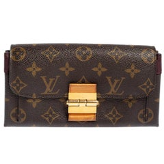 Louis Vuitton Monogram Canvas Elysee Wallet