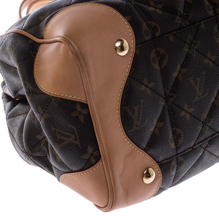Louis Vuitton Monogram Canvas Etoile Shopper Bag For Sale 6