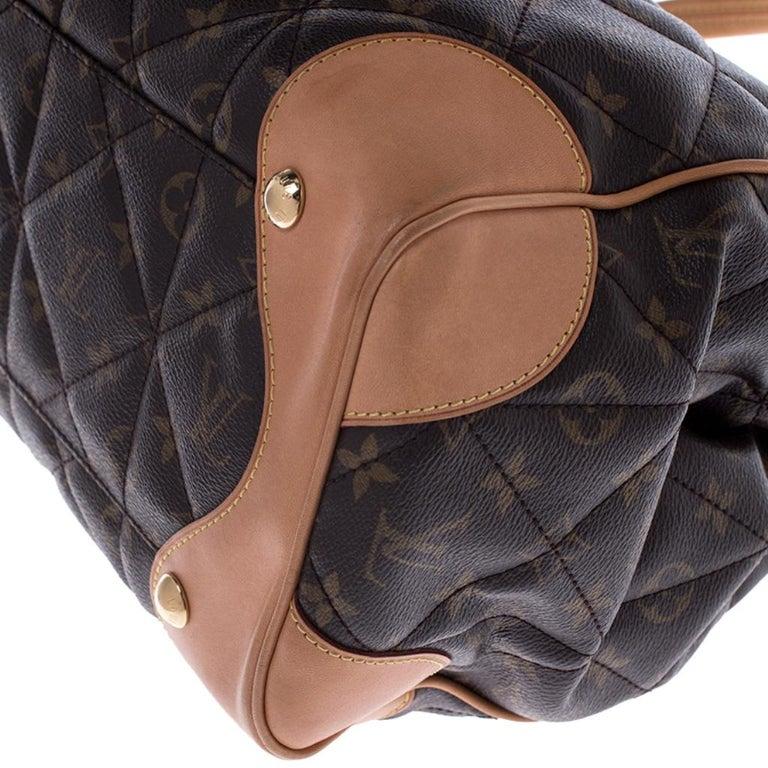 Louis Vuitton Monogram Canvas Etoile Shopper Bag For Sale 7
