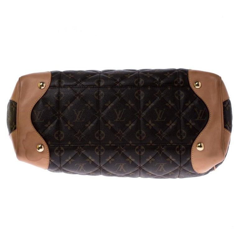 Louis Vuitton Monogram Canvas Etoile Shopper Bag For Sale 1