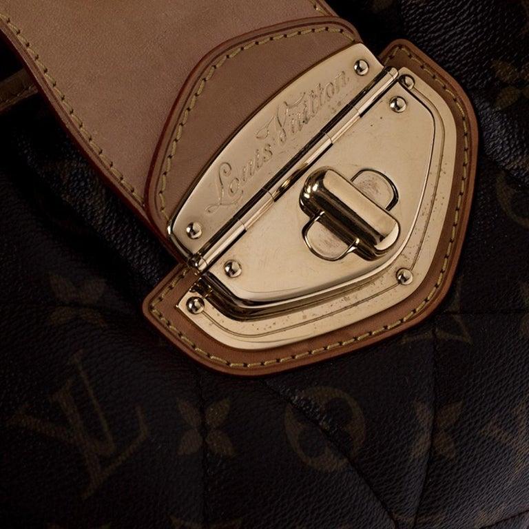 Louis Vuitton Monogram Canvas Etoile Shopper Bag For Sale 4