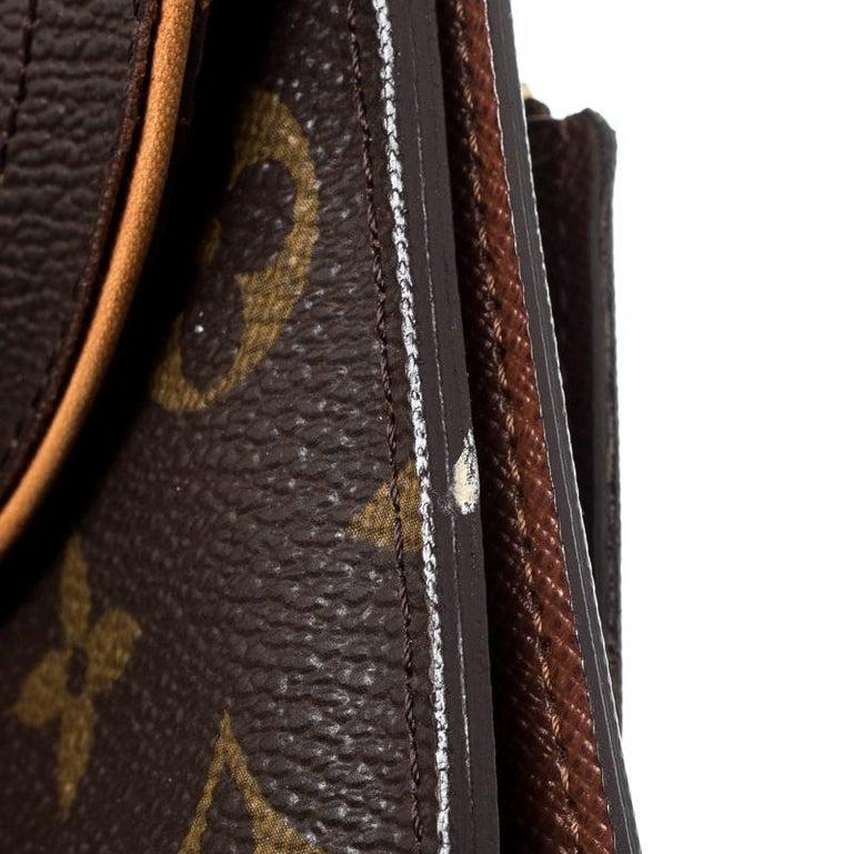Louis Vuitton Monogram Canvas Eugenie Wallet 5