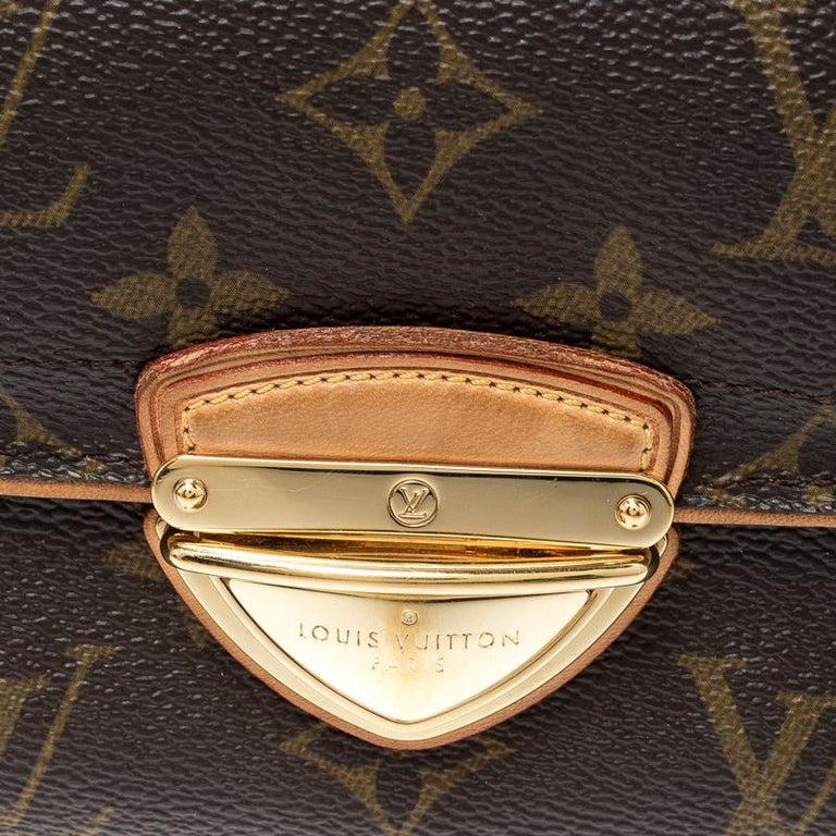 Louis Vuitton Monogram Canvas Eugenie Wallet 8