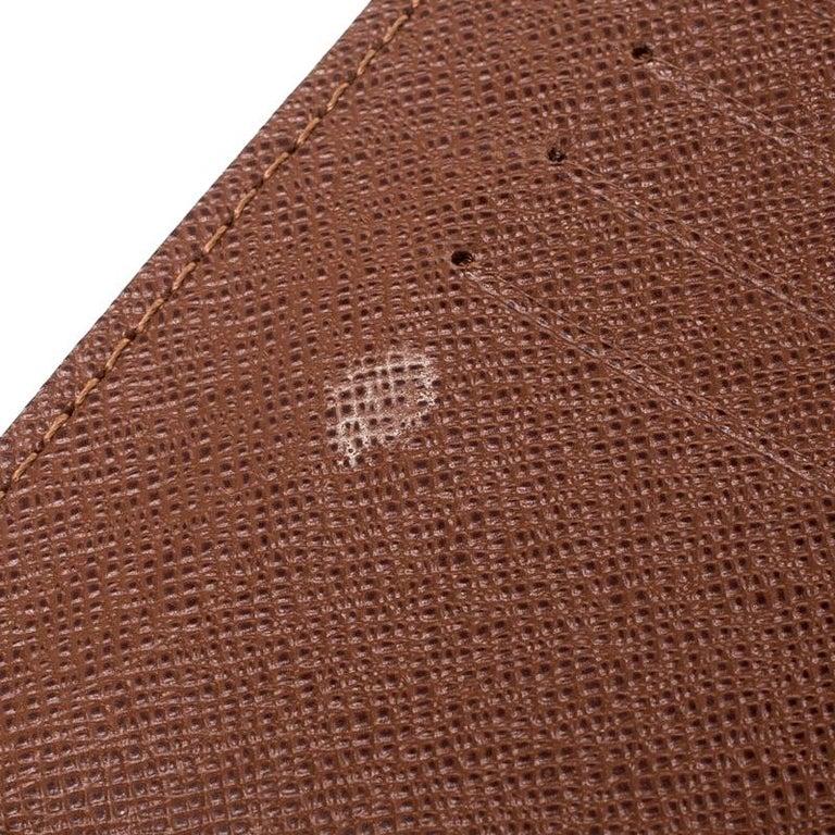 Louis Vuitton Monogram Canvas Eugenie Wallet 3