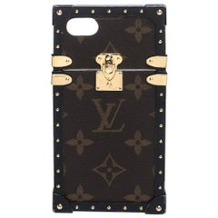 Louis Vuitton Monogram Canvas Eye Trunk iPhone 7 Plus Case