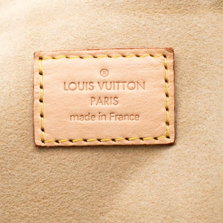 Louis Vuitton Monogram Canvas Hudson PM Bag For Sale 1