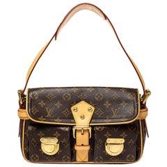 Louis Vuitton Monogram Canvas Hudson PM Bag
