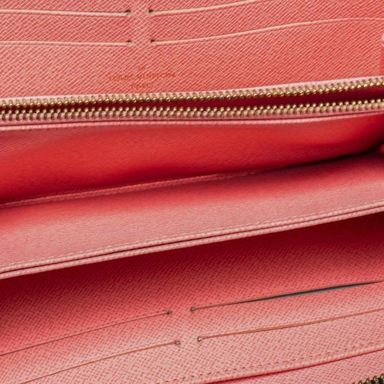 Louis Vuitton Monogram Canvas Illustre Zippy Wallet For Sale 4