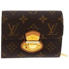 Louis Vuitton Monogram Canvas Joey Wallet