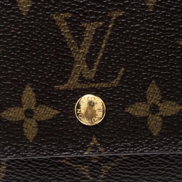 Louis Vuitton Monogram Canvas Ludlow Wallet For Sale 6