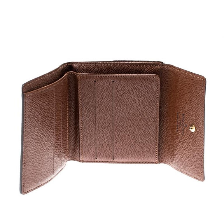 Louis Vuitton Monogram Canvas Ludlow Wallet For Sale 2