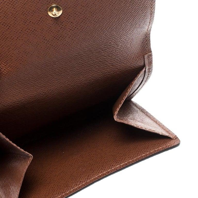 Louis Vuitton Monogram Canvas Ludlow Wallet For Sale 3