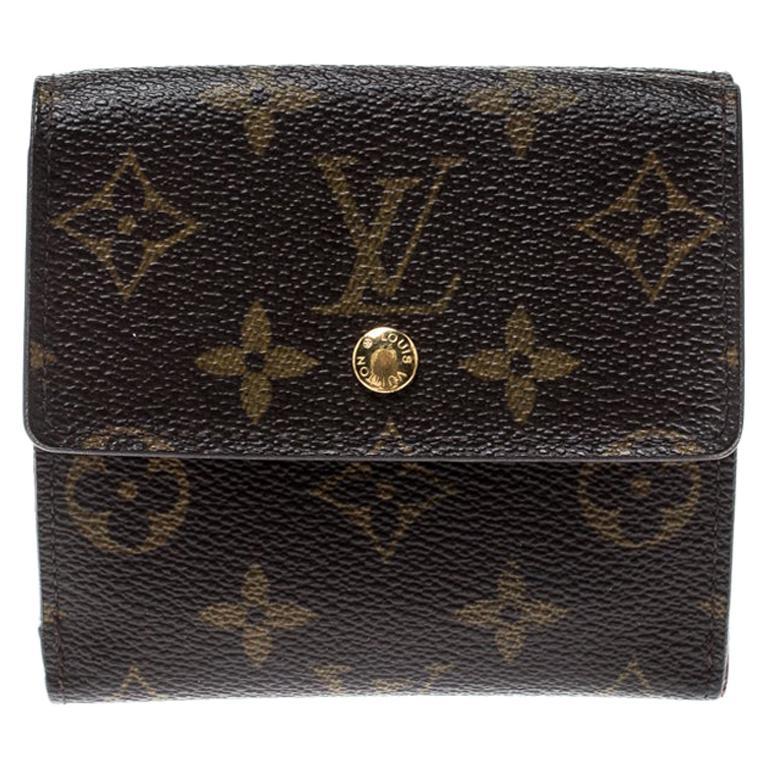 Louis Vuitton Monogram Canvas Ludlow Wallet For Sale