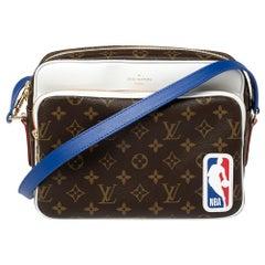 Louis Vuitton Monogram Canvas LVXNBA Nil Messenger Bag