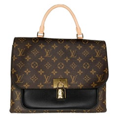 Louis Vuitton Monogram Canvas Marignan Top Handle Bag