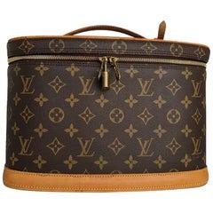 Louis Vuitton Monogram Canvas Nice Beauty Case