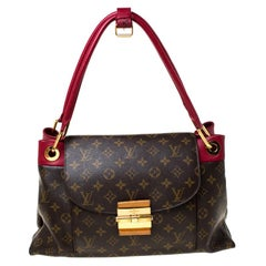 Louis Vuitton Monogram Canvas Olympe Bag