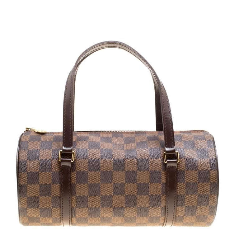 91b9d40a85aa Louis Vuitton Monogram Canvas Papillon 26 Bag For Sale at 1stdibs